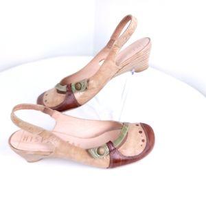 Hispanitas Beautiful Sling Back Sandals